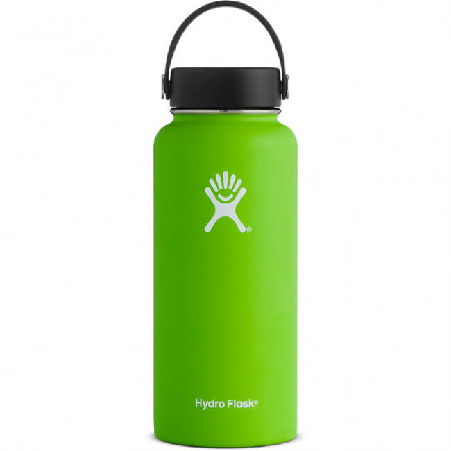 32 OZ Wide Mouth Handle Lid Water Bottle