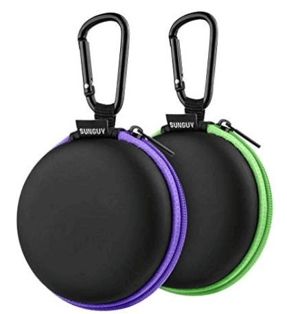Earbud Carrying Case