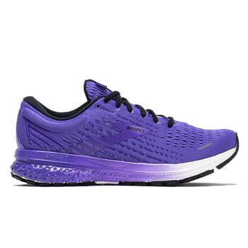 Women's Road Running Shoes - Purple